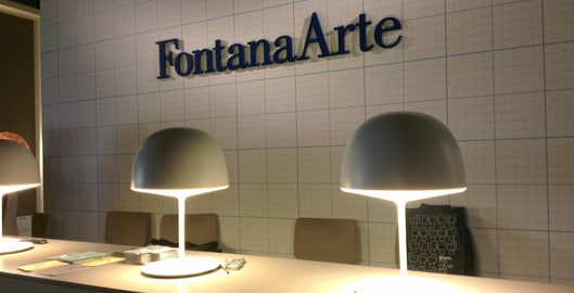 Fontana Arte Light+Building 2014