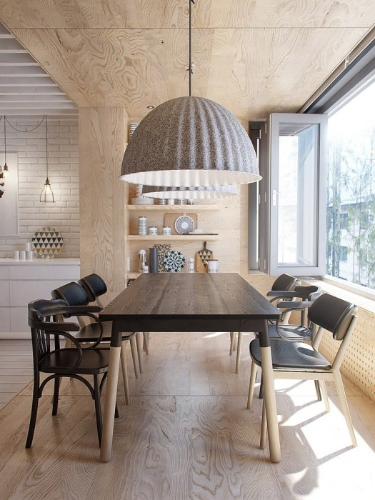 Scandinavisch interieurdesign tips tricks dmlights blog - Deco woonkamer eetkamer ...