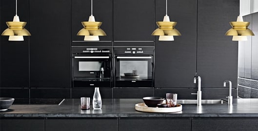 Keukeneiland Verlichting : Kitchen Islands