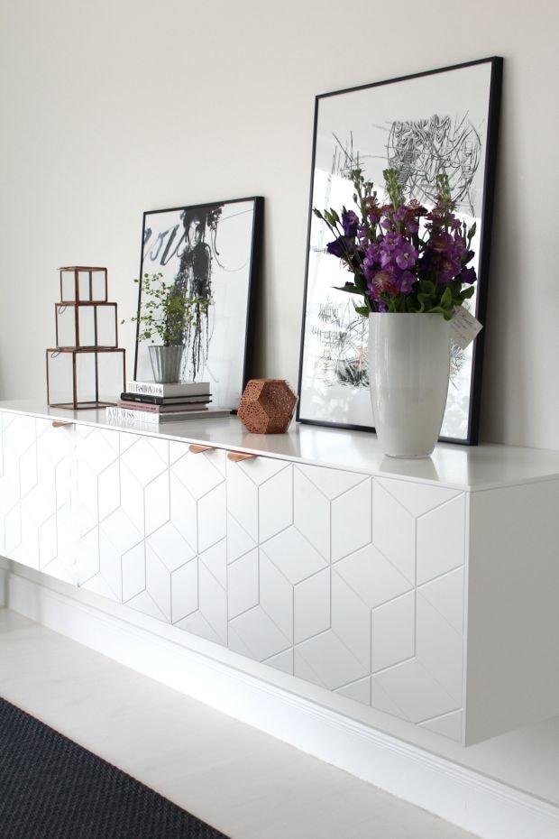 8 decoratiemogelijkheden voor een dressoir dmlights blog - Foto decoratie ...