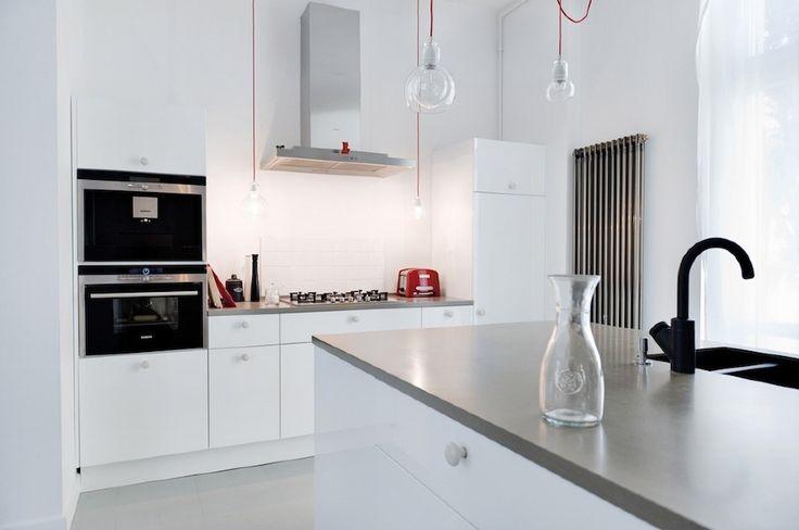 Verwonderlijk 11 Hippe hanglampen voor boven het keukeneiland - dmLights Blog AG-86
