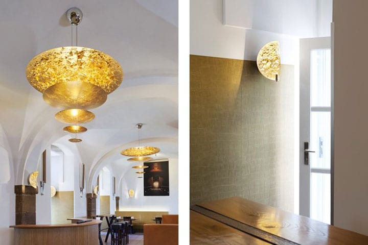 Restaurant lighting