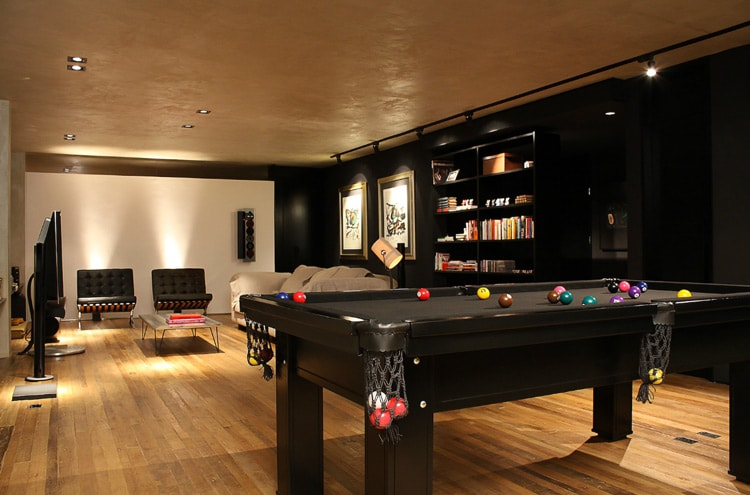 Man Cave With Pool : How to create the ultimate man cave dmlights