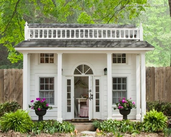 Female Man Cave Shed : Garden shed man cave home outdoor decoration