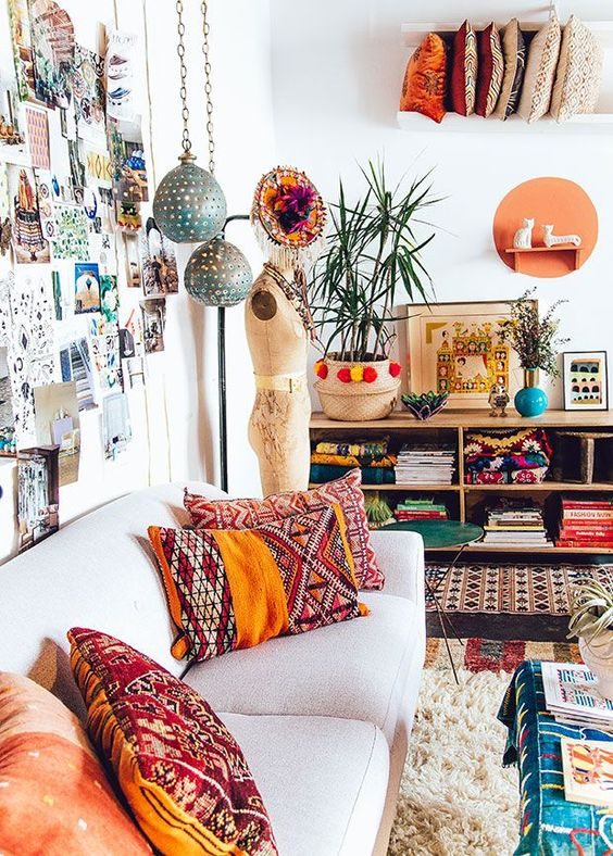 Tips en tricks voor een bohemian interieur | dmlights Blog