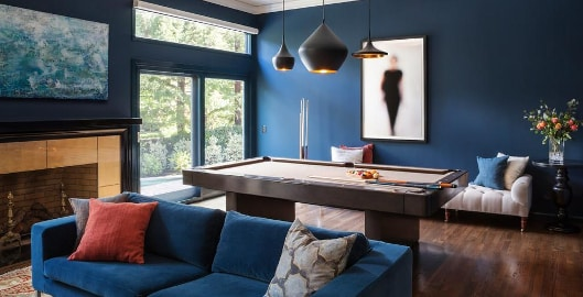Eclectic Living Room Definition