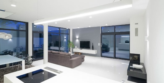 Modern lighting possibilities inspiration and tips dmlights