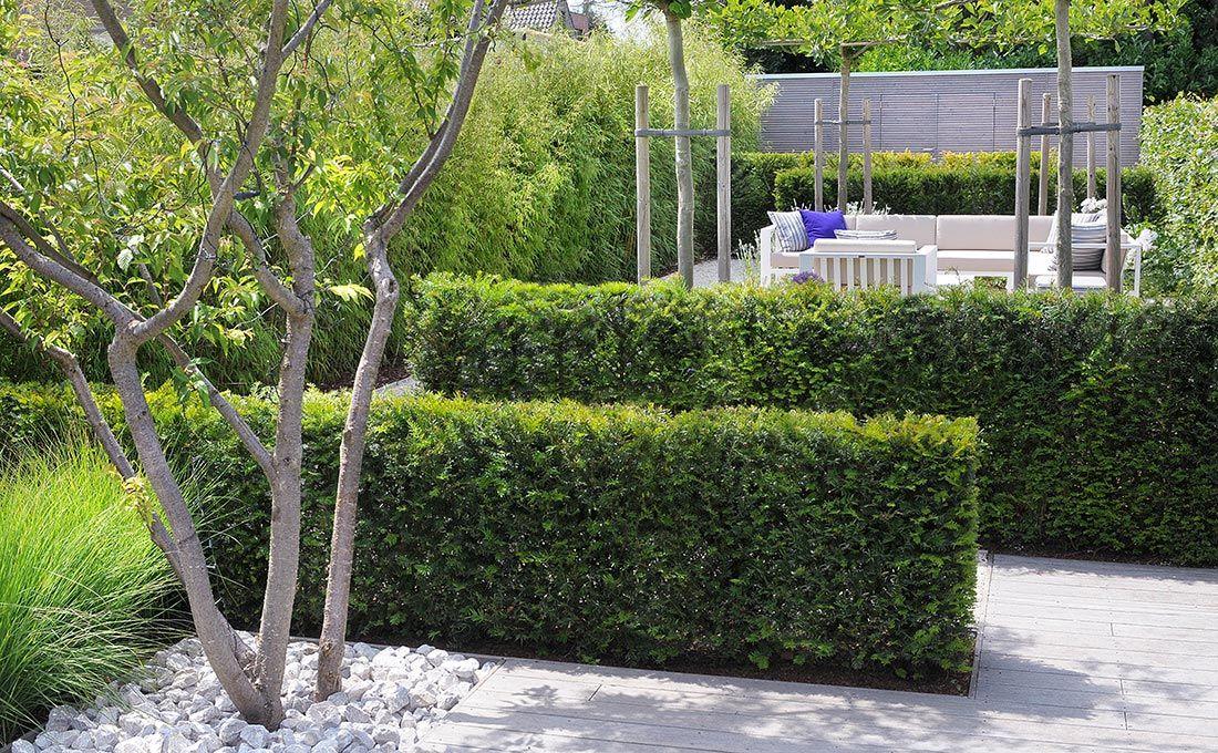 Bedwelming Moderne tuinen: voorbeelden en ideeën | dmLights Blog @TI74
