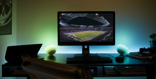 Philips Hue Go World Cup