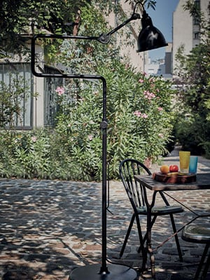 DCW éditions Lampe Gras Outdoor 411