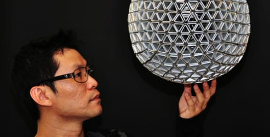 Tetrabox Lamp Ed Chew