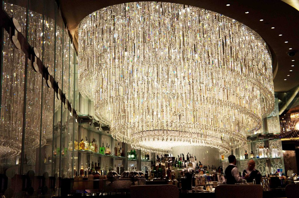 The Chandelier Bar Las Vegas