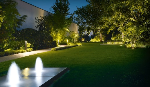 Bega outdoor lighting
