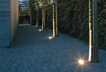 Outdoor Ground Lights Exterior in ground lights recessed light interesting ground what do i have to keep in mind when installing outdoor ground spots workwithnaturefo