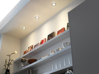 Philips Merope recessed lights
