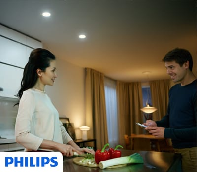 Philips recessed lights