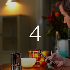 Step 4 Philips Hue installation